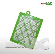 MisterVac Filter geeignet für AEG-Electrolux Oxy3System Oval Anschl. image 1