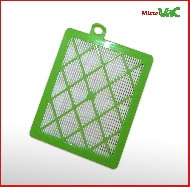 MisterVac Filter geeignet für AEG-Electrolux Oxy3System Oval Anschl. image 2