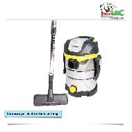 MisterVac Automatikdüse- Bodendüse geeignet für Parkside PNTS 1400 G3 Nass/Trocken image 2