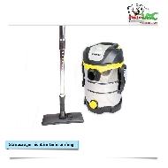 MisterVac Bodendüse umschaltbar geeignet für Parkside PNTS 1400 G3 Nass/Trocken image 2