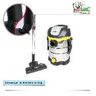 MisterVac Bodendüse Einrastdüse geeignet für Parkside PNTS 1400 G3 Nass/Trocken image 2