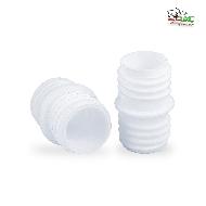 MisterVac TubeFix Reparaturset passend geeignet für TACKlife PVC01B Nass/Trockensauger Schlauch image 1