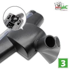 Bodendüse Turbodüse Turbobürste geeignet für Kärcher 1.378-600.0 NT 22/1 Detailbild 3