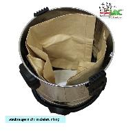 MisterVac Staubsaugerbeutel geeignet für Scheppach ASP20-ES image 2