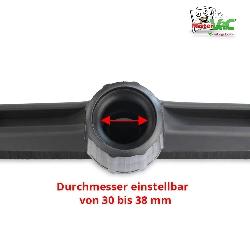 Universal-Besendüse Bodendüse geeignet für Dirt Devil M2831 CENTEC Detailbild 3