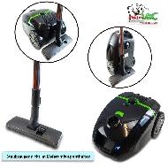 MisterVac Bodendüse umschaltbar geeignet für EDEKA EVCB700BG 700w image 2