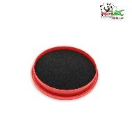 MisterVac Behälter Filter geeignet für Dirt Devil DD5254-01 rebel54HFC Multicyclone image 3