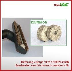 Bodendüse Besendüse Parkettdüse geeignet für Bosch BGS6225AU Detailbild 3