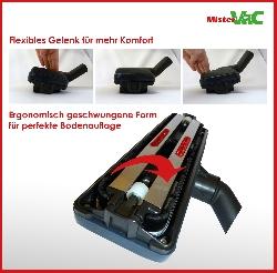 Automatikdüse- Bodendüse geeignet für Bosch BGS6225GB Detailbild 1