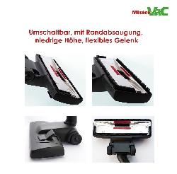 Bodendüse Einrastdüse geeignet für Bosch BGS6225GB Detailbild 1