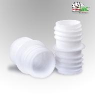 MisterVac TubeFix Reparaturset passend geeignet für Ihren AUTLEAD WD02A Wet&Dry Schlauch image 1