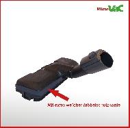 MisterVac Automatikdüse- Bodendüse geeignet für AEG VX8-4-ECO image 3
