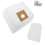 MisterVac SG sacs à poussière compatible ilsmens VZ 92 G 44 image 2
