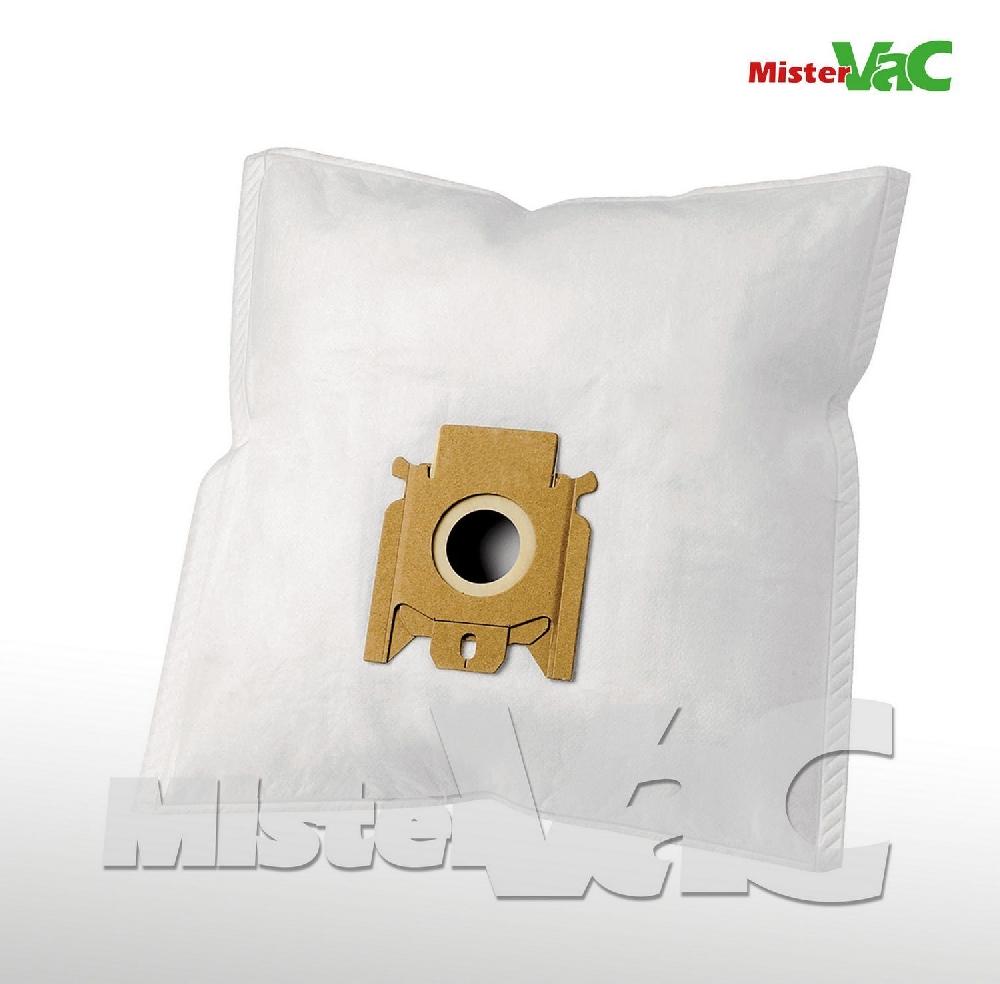 40x staubsaugerbeutel geeignet miele s 380 4054288257522 ebay. Black Bedroom Furniture Sets. Home Design Ideas