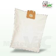 MisterVac Staubsaugerbeutel geeignet für Grafner NT 10720 Nass-Trocken image 1