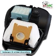 MisterVac Staubsaugerbeutel geeignet für Bosch BGL2HYG3L Serie2 image 2