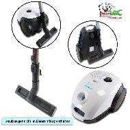 MisterVac Bodendüse Besendüse Parkettdüse geeignet für Bosch BGL2HYG3L Serie2 image 2
