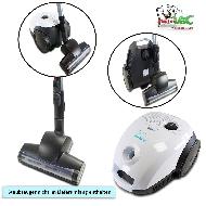 MisterVac Bodendüse Turbodüse Turbobürste geeignet für Bosch BGL2HYG3L Serie2 image 2