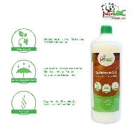 MisterVac 1l Bohnermilch - Parkettpflege Bodenpflege Holzboden Pflegemittel image 2