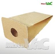 MisterVac 10x Staubsaugerbeutel geeignet für Siemens super 6008 electronic,VS6008 image 1