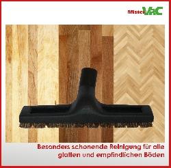Besendüse Parkettdüse geeignet für Siemens synchropower white edition 2400w Detailbild 2