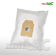 MisterVac 10x Staubsaugerbeutel geeignet für Siemens Typ VCBS122V00 image 1