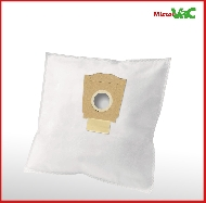 MisterVac 10x Dustbag suitable Siemens VS24A15/01-02 Extraklasse 245 image 2