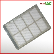 MisterVac Hepa Filter geeignet für Siemens VS04G2300/06 rapid 2400W image 1