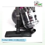 MisterVac Bodendüse umschaltbar geeignet für dyson DC 37 image 2