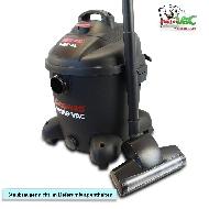 MisterVac Turbodüse Turbobürste kompatibel mit Shop Vac Pump Vac 30 Nass/Trockensauger 5870829 image 2