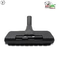 MisterVac Automatic-nozzle- Floor-nozzle suitable Siemens Silver class VS95A17,VS 95 A 17 Super XL image 2