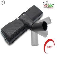 MisterVac Automatic-nozzle- Floor-nozzle suitable Dirt Devil EQU Turbo Silence M 5080 image 3
