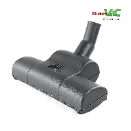 MisterVac Brosse de sol – brosse Turbo compatible avec Progress Diamant 500 Typ 61DBL01 image 1