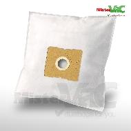 MisterVac sacs à poussière kompatibel avec Omega OPAL 160 image 2