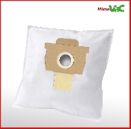 MisterVac Dustbag kompatibel mit Rowenta RO 4523 Silence Force image 2