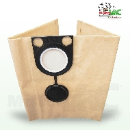 MisterVac Dustbag suitable for KRESS 1200 NTS 20 EA image 1