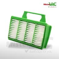 MisterVac Filtre compatible avec SEBO Serie AIRBELT K alle Modelle 6629ER image 1