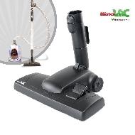 MisterVac Brosse de sol avec dispositif d'encliquetage compatible avec Miele S 8530 Elfenbeinweiß image 1