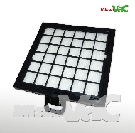 MisterVac Filter geeignet für Siemens VS08G2610 dynapower XXL 2600W power edition image 1