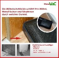 MisterVac Automatikdüse- Bodendüse geeignet für Miele S 346 i Soft Satin image 3
