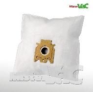 MisterVac 5x Staubsaugerbeutel geeignet für Miele S 4 Duoflex 4000 image 1