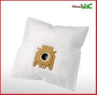 MisterVac 5x Staubsaugerbeutel geeignet für Miele S 4 Duoflex 4000 image 2