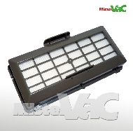 MisterVac Filter suitable Bosch BSG 71800 Formula image 1