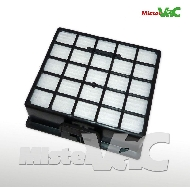 MisterVac filtro adecuado para Bosch BSG 61700 /01 - /03 Logo image 1