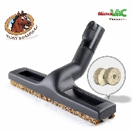 MisterVac Brosse de sol - brosse balai – brosse parquet compatibles avec Bosch BGS5zooM1/01 image 1