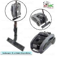 MisterVac Bodendüse Besendüse Parkettdüse geeignet für AEG System PRO P3 image 2