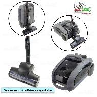 MisterVac Bodendüse Turbodüse Turbobürste geeignet für AEG System PRO P3 image 2
