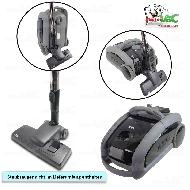 MisterVac Bodendüse Einrastdüse geeignet für AEG System PRO P3 image 2
