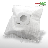 MisterVac Dustbag suitable for Moulinex Compact 1350 electronic Typ W4 image 1