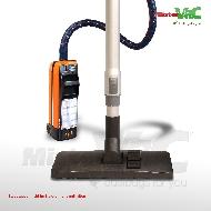 MisterVac Floor-nozzle umschaltbar suitable Electrolux-Lux Z320 image 2